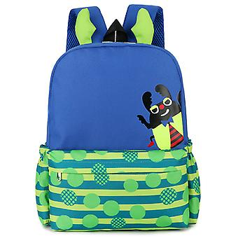 Little Kid Kindergarten  School Bags Cute Cartoon Backpacks