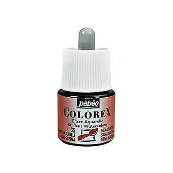 Pebeo Colorex Ink – Raw Sienna