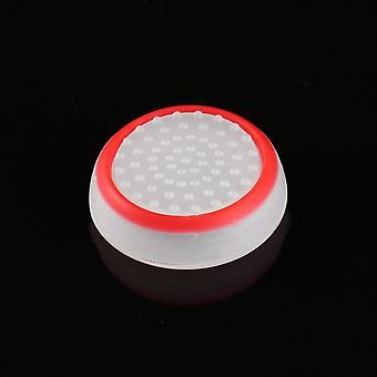 Game Accessory  Silicone Thumb Stick Grip Caps Protect Cover