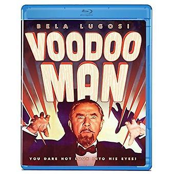 Voo Doo Man [Blu-ray] USA import