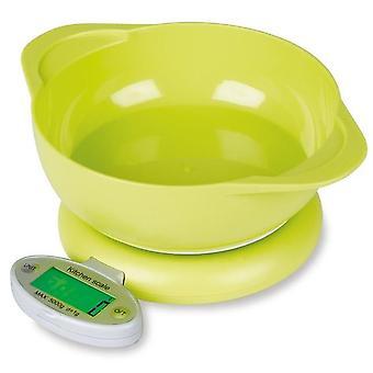 الالكترونية عرض شاشة العرض مقياس المطبخ - الغذاء النظام الغذائي جدول التوازن البريدي، الوزن