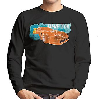 Fast and Furious Driftin Men's Sweatshirt