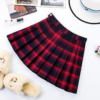 Piger Short Dress Tennis Nederdele-Badminton Uniform med indre shorts underbukser