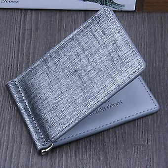 Men Bifold Business Leather Wallet id Credit Card & visiting Cards Wallet