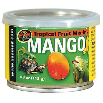 Zoo Med Tropical Fruit de Mango Mix-Ins (Reptiles , Reptile Food)