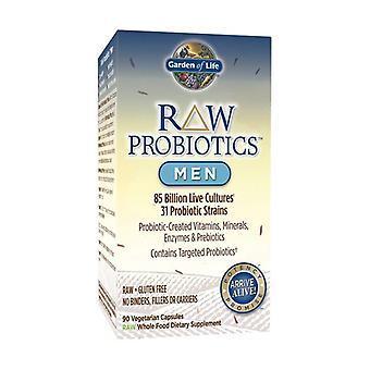 Raw Probiotics men 90 vegetable capsules