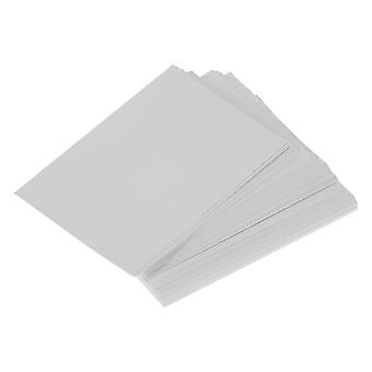 100 Sheets Glossy Photo Paper 200gsm, Waterproof Resistant Color