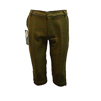 Walker and Hawkes - Kids Tweed Breeks Shooting Plus Fours