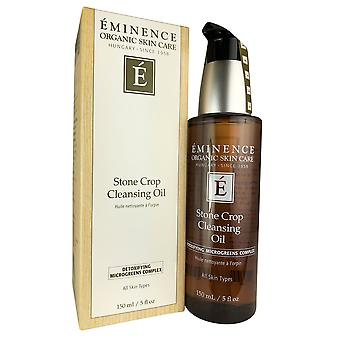 Eminence stone crop face cleansing oil 5oz for all skin types