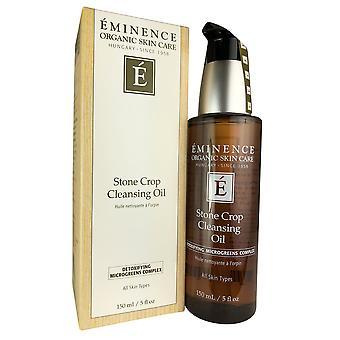 Eminence sten afgrøde ansigt udrensning olie 5 ounce for alle hudtyper