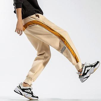Spring/autumn Hip Hop Harem Pants, Mens Casual Korean Oversize Joggers Trousers