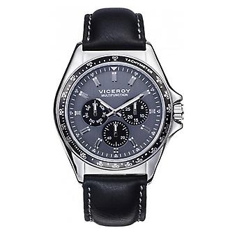 Viceroy watch chronograph steel 432353-17