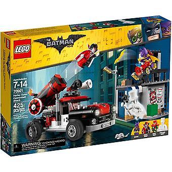 LEGO 70921 Harley Quinn tykinkuula hyökkäys