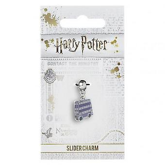 Harry Potter Silver Plated Knight Bus Charm