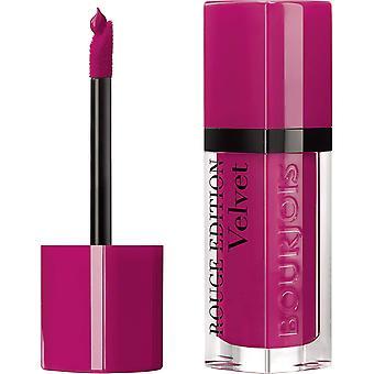 Bourjois Rouge Edition Velvet Liquid Lipstick - Nude-ist 07