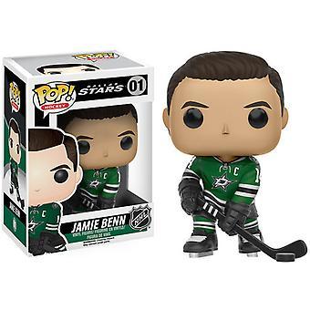 NHL - Jamie Benn USA importerer