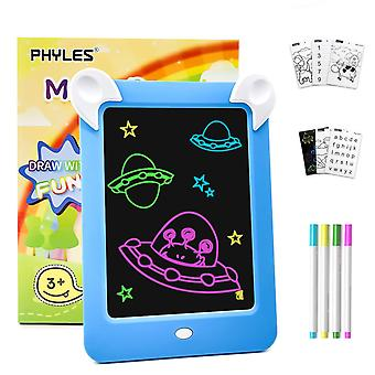 Phyles magic drawing doodle board, portable writing board, handwriting toys for kids, draw, sketch,