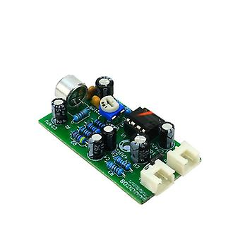 Dc 12v 3.5ma - وحدة مكبر للصوت ميكروفون