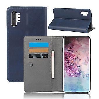 Samsung Galaxy Note 4 Multifunktionale Holster Fall - blau