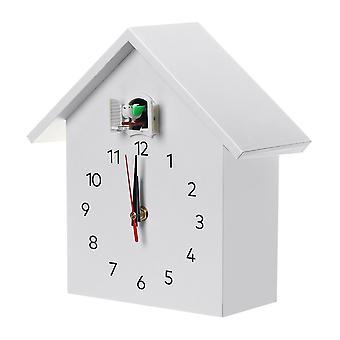 Cuculo quarzo muro orologio moderno uccello casa soggiorno appeso orologio decorazione