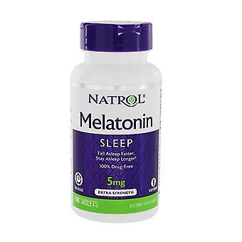 Natrol Melatonin 5 Mg 100 stk