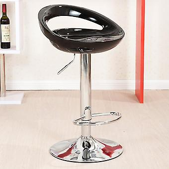 Stool Kitchen Chair Leisure Leather Adjustable
