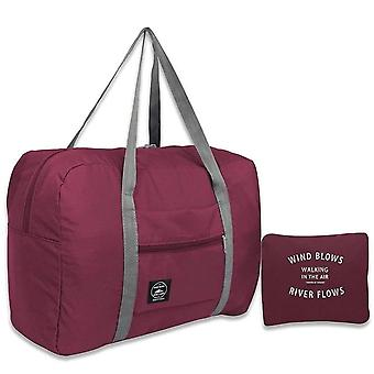 Markroyal New Folding Travel Bag Large Capacity Waterproof Bags Tote Large