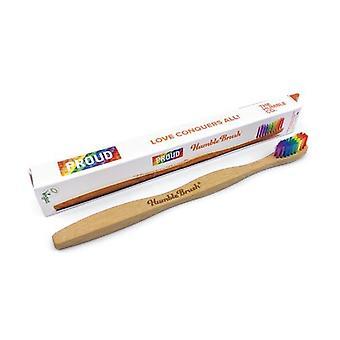 Humble Brush Adult Arc en Ciel - Soft 1 unit