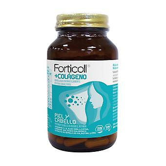 Forticoll Bioactive Collagen skin and hair 120 tablets