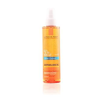 Invisible Nourishing Oil Spf50 + Anthelios Xl 200 ml of oil