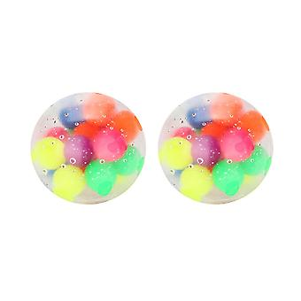 Non-toxic Color Sensory Toy, Office Stress Reliever Ball
