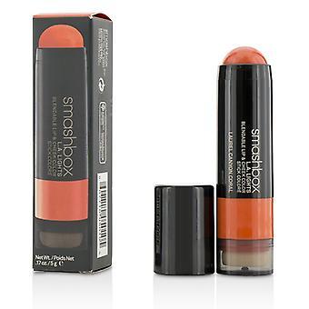 スマッシュ ボックス l. a. ライト ブレンド可能な唇・頬の色 - # ローレルキャニオン サンゴ 5 g/0.17 オンス