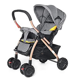 Adjustable Baby Travel Stroller