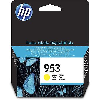 HP 953 Gelb Original Druckerpatrone fr HP OfficWokex Pro 7720, 7730, 7740, 8210, 8710, 8715, 8720,