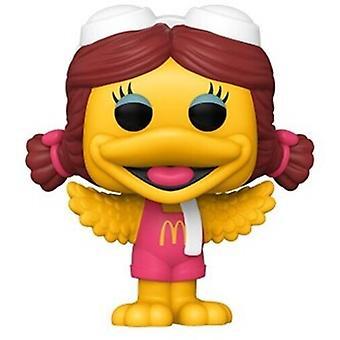 Mcdonalds- Birdie USA import