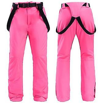 Suspender Pants Snow Snowboard Trousers