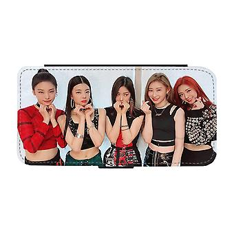K-pop ITZY Samsung Galaxy A72 Wallet Case