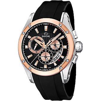 Herre Watch Jaguar J689/1, Kvarts, 45mm, 10ATM
