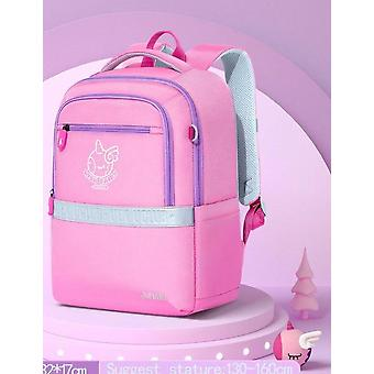Schoolbag Primary Student Light Large Capacity Backpack