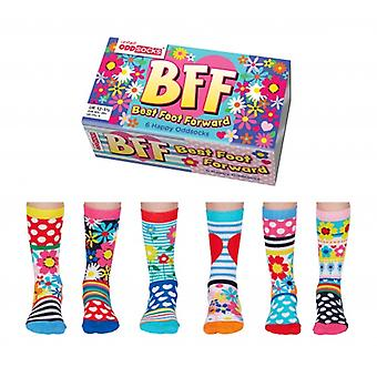 BFF Best Foot Forward United Oddsocks