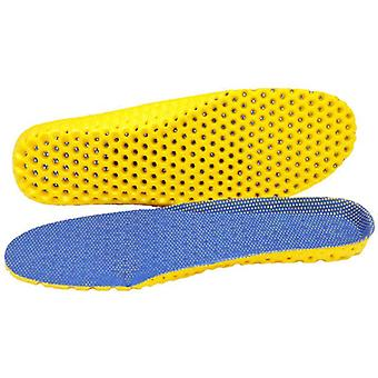 Shock-absorbing Deodorant Running Cushion Insoles, Shoes Sole Orthopedic Pad