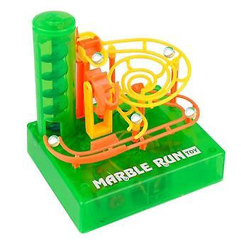 Elektrisk spor ball leketøy, vitenskap og utdanning, diy tidlig utdanning labyrint spor