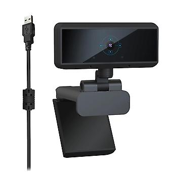 Full HD 1080P 30fps 5M Pixels USB Webcam with Microphone Auto Focus Computer Peripheral Webcams