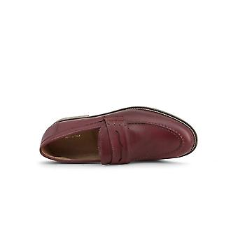 SB 3012 - Shoes - Moccasins - S1-CRUST-BORDEAUX - Men -Red - EU 40