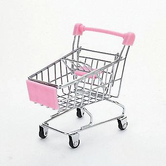 Mini Shopping Cart Kids Supermarket Hand Trolleys