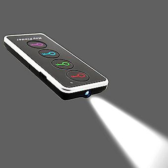 Remote Wireless Led Key Wallet Finder Receiver Lost Thing Alarm Locator