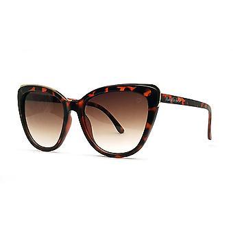 Ruby rocks roseanne cateye sunglasses in tort