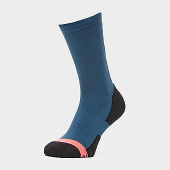 """New FOX Men's 6"""" Ranger Cushion Socks Blue"""