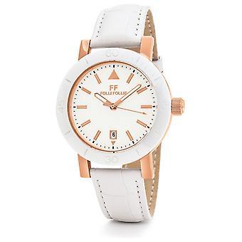 Unisex Horloge Folli Follie WF18R030SDWWH WF18R030SDW-WH (Ø 39 mm)