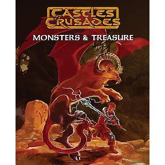 Monstres &Trésor complet: Château &Croisades
